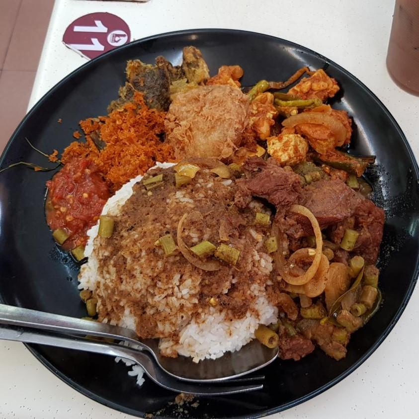 Nasi Rawan. Nasi Rawon. West of Singapore