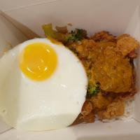Curry Crispy Chicken