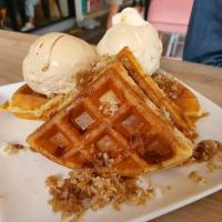 Ondeh Waffles