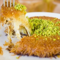 Kunafa Cheese