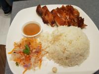 Thai Grilled Chicken with Rice