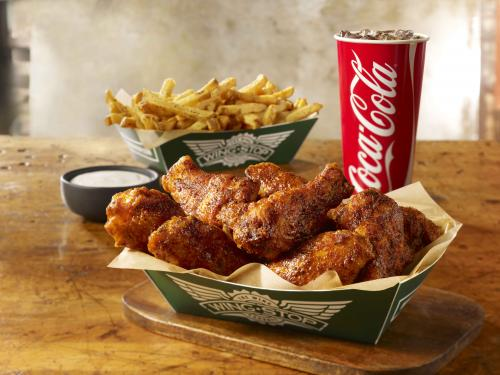 Wingstop Combo