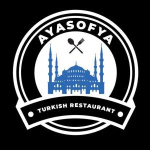 Ayasofya Turkish Restaurant				</div> 			 	 		                   		</div>    		 		 		<div class=